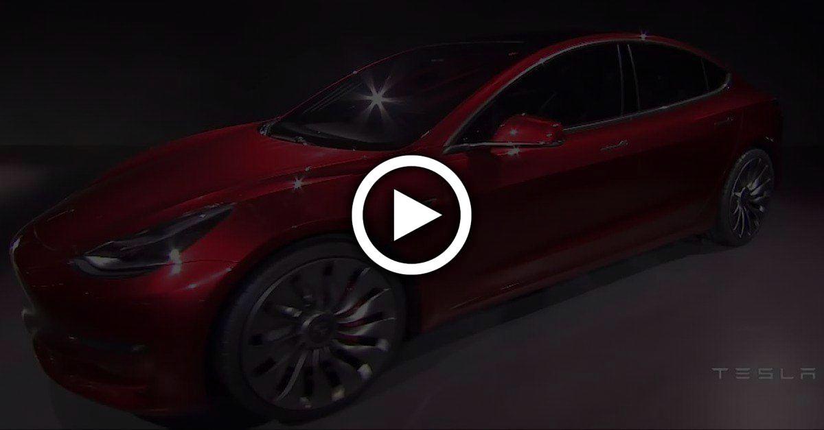Tesla Model 3 soll 35.000 Dollar kosten - doch für jede Kleinigkeit zahlen Sie drauf