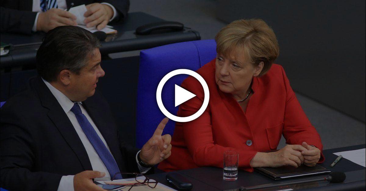 Gabriel rügt Merkel nach Sicherheitskonferenz für
