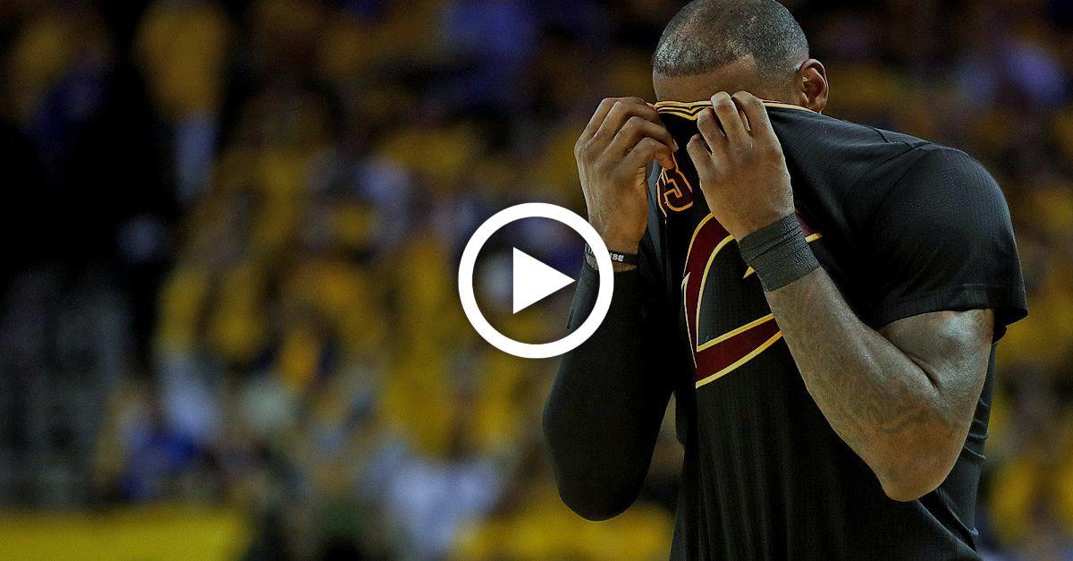 Amoklauf in Florida: NBA-Star LeBron James ringt bei Botschaft an Trump um Worte