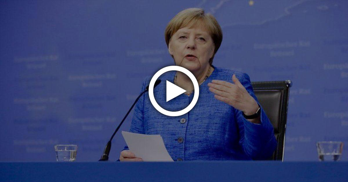 Angela Merkel sei
