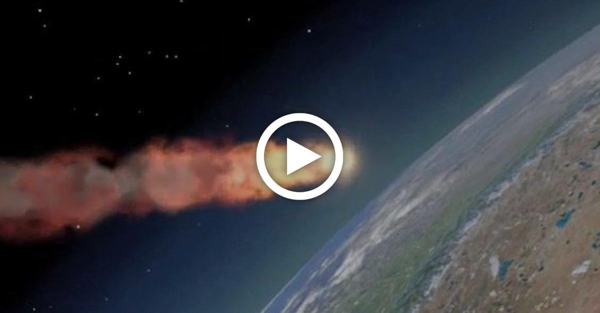 Raumstation außer Kontrolle: Wrackteile könnten schon bald die Erde treffen