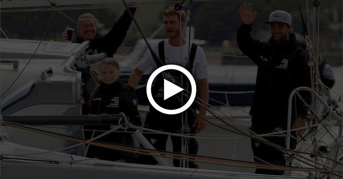 Nach PR-Desaster: Thunbergs Segelteam wehrt sich gegen Vorwürfe zur CO2-Bilanz