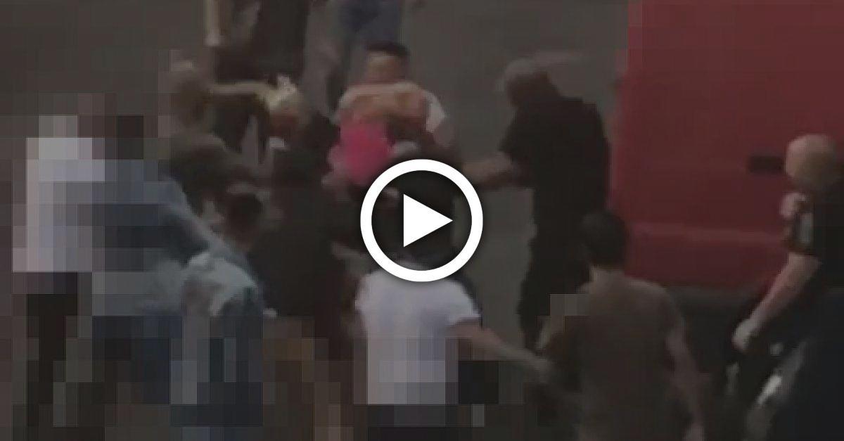 Kölner Polizei fahndet nach Massenschlägerei mit Video nach Verdächtigen