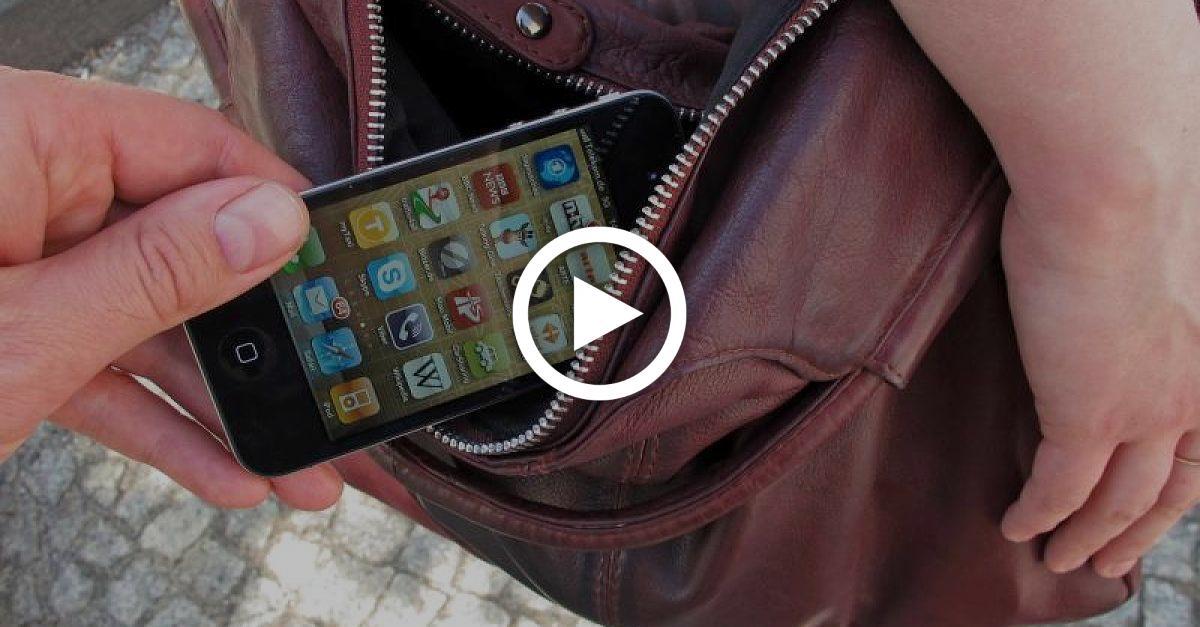 Diebe verprassten 127.000 Euro: Was du tun musst, wenn das Handy geklaut wird