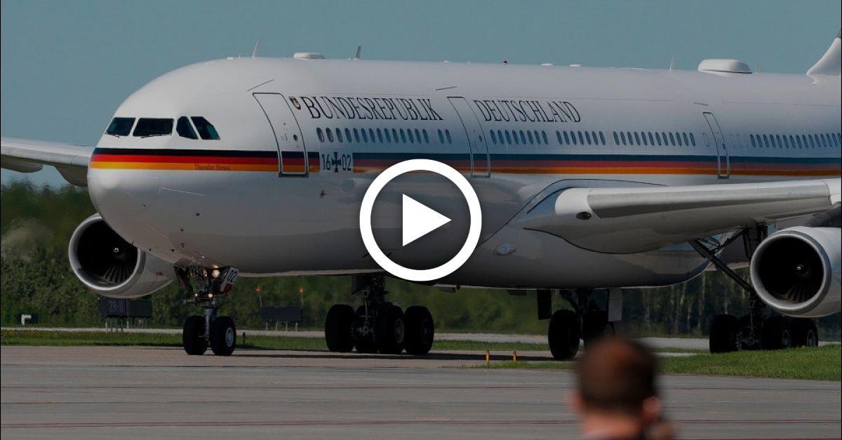 Regierungsflieger in Berlin fast abgestürzt: General prüft brisanten Verdacht