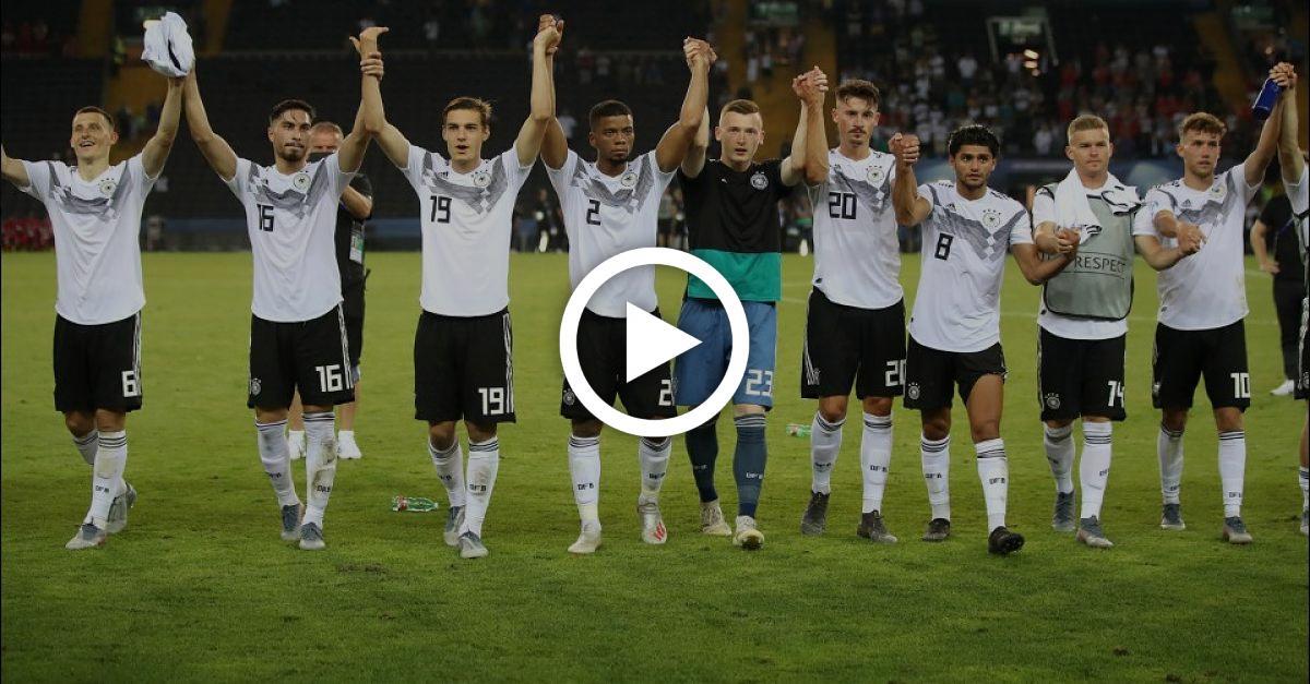 U21: Diese DFB-Youngster werden international von Topklubs gejagt