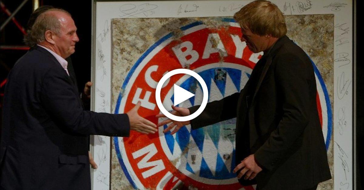 Geheimtreffen mit Hoeneß: So plant der FC Bayern mit Oliver Kahn