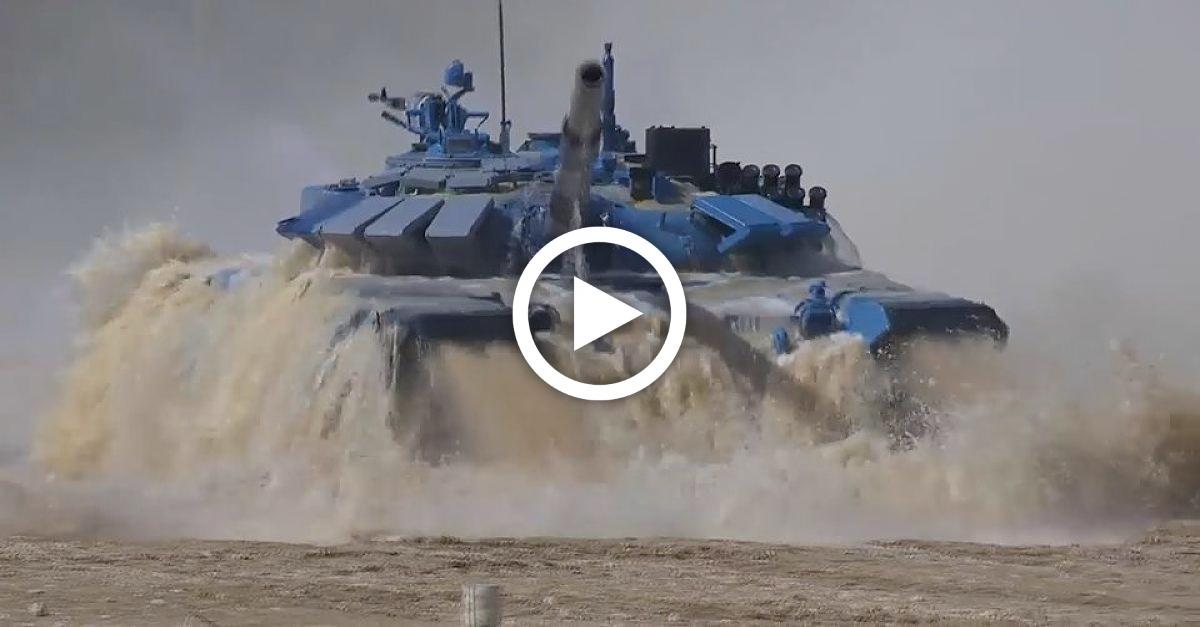 """Panzer-Duell: Russland beim """"Suworow-Angriff"""" klarer Favorit - dann trumpft anderes Land auf"""